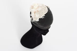 N.Joy.Millinery, Natalie-Joy, Natalie-Joy Richards, Njoy, N.Joy, Headwear, headpiece, headress, headdress, head dress, head wear, head piece, hair band, hair comb, hair flower birdcage veil, veiling, netting, fascinator, corded lace, vintage, flower, floral, beaded, bridal, swaroski, crystals, vintage lace, floral lace, white lace, cream lace, ivory lace, beaded lace, glass beads, beading, swaroski crystal, swaroski elements, swaroski beads, millinery flower, silk flower, fabric flower, silk, satin, sinamay, ivory sinamay, sinnamay, white sinamay, off white sinamay, dusky pink, blush pink