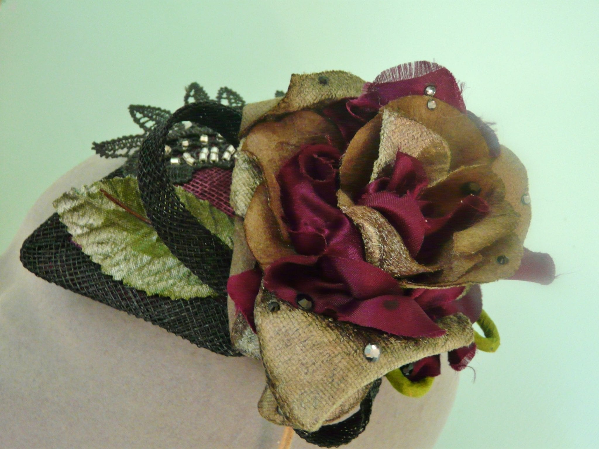 Recent Creations Njoy Millinery