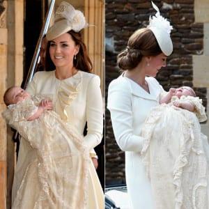 Prince-George-vs-Princess-Charlotte-Christening