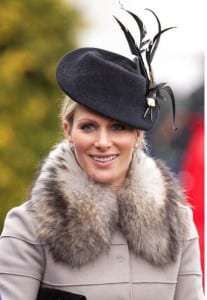 Zara_Phillips_in_a_Jane_Taylor_hat_on_the_last_day_of_Cheltenham_Races_2013