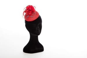 N.Joy.Millinery, Natalie-Joy Richards, Natalie-Joy, N.joy, Njoy, Njoy. Millinery, milliner, hat maker, hatter, hatastic, mad hatter, coture, coture millinery, handmade, handcrafted, hats, headwear, fascinator, small hat, large hat, bridal headwear, headband, head comb, head dress, headdress, hair comb, head piece, hair flower, sinamay, sinnamay, large hat, small hat, fashion, fashion designer, fashion maker, costume, costume designer, costume maker, Truro, Cornwall, Uk, ivory sinamay, red sinamay, sinamal loops, velvet millinery flowers, millinery flowers, swaroski, swaroski crystals, swaroski elements, hat veiling, hat netting, latte coloured veilling, birdcage veiling, button, silk dupion lining, headband, handmade headband, coture headband
