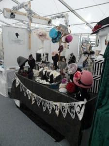 Made in Cornwall, Cornwall, Truro, Kernow, Black and Gold, tin mine, N.Joy.Millinery, Natalie-Joy Richards, Natalie-Joy, N.Joy, Natalie Richards, hat maker, hatter, milliner. millinery, fascinator, hat, headwear, head piece, headdress, hair piece, hair band, hair slide, hair clip, sinnamay, felt, cloche, christmas, christmas fair, christmas shopping, trade show, craft show, local buinesses, cornish, cornish buinesses, beret, top hat, cloche, clip, slide, headband, black and white,pink cloche, grey cloche, silver sinnamay hat, blank and red hat,bridal headwear, wedding, mother of the bride, bidal lace