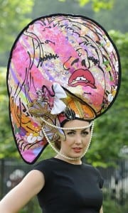 Hats Off To Art With Castle Galleries at Royal Ascot